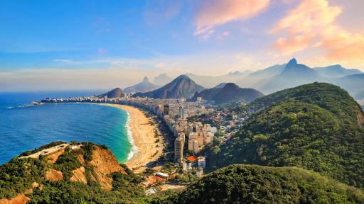 Voyage au Brésil 🇧🇷