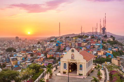 Super Cheap Flights to Guayaquil, Ecuador Are Back—Gateway to the Galapagos Islands!
