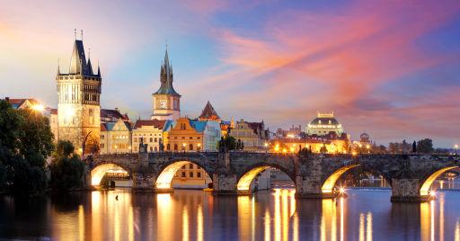 Concorso Czech Tourism: vinci un viaggio a Praga!