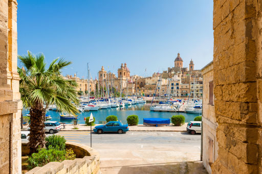 Sylwester na Malcie ☀️