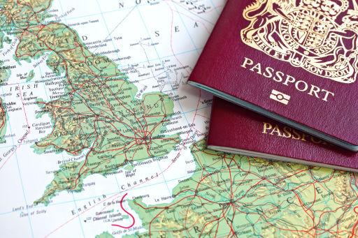 Vanaf 1 oktober geldt jouw ID-kaart niet meer voor reizen naar het Verenigd Koninkrijk