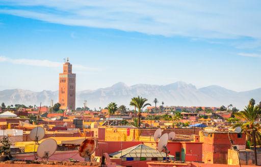 Voyage à Marrakech dès 24€ seulement