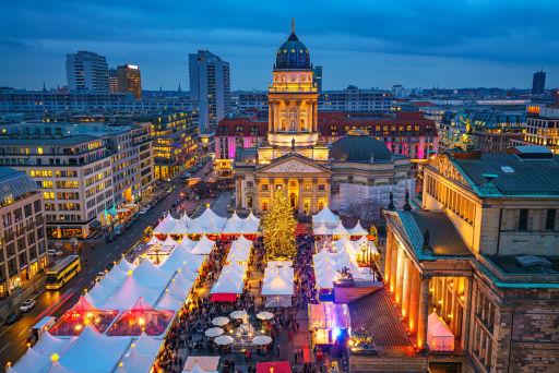 Weekend a Berlino per i mercatini di Natale! 🎄
