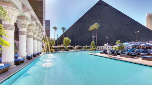 Luxor Vegas Vacation from $89!