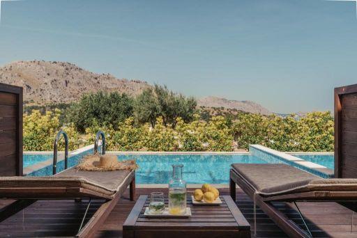 1 Woche Luxus vom Feinsten auf Rhodos