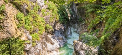 Besucht die Klammen des Alpbachtals