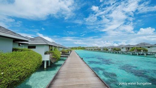 Dwa tygodnie na Malediwach!