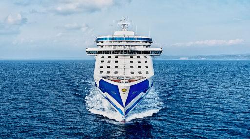 Last-minute 5nt full-board UK coastal cruise