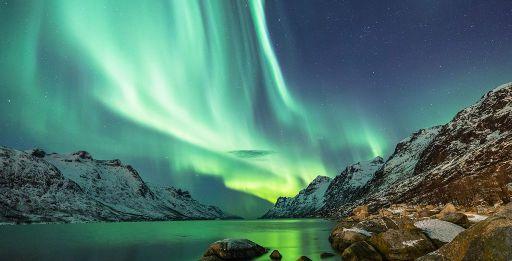 🌄 Viaje 4* a Islandia con excursión para ver Auroras Boreales