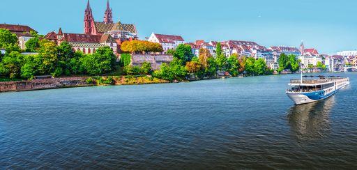 8nt German full-board+ Rhine River cruise