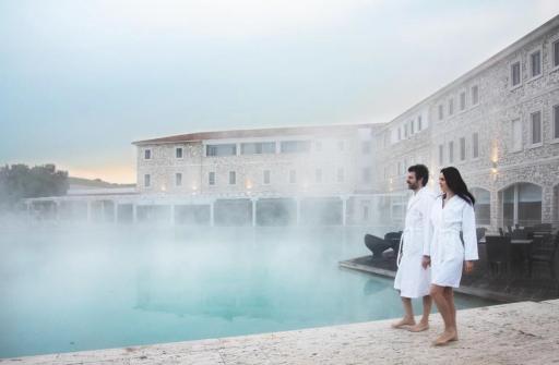 Saturnia 5* in uno degli hotel più belli al mondo: The Leading Hotels of the World ✨