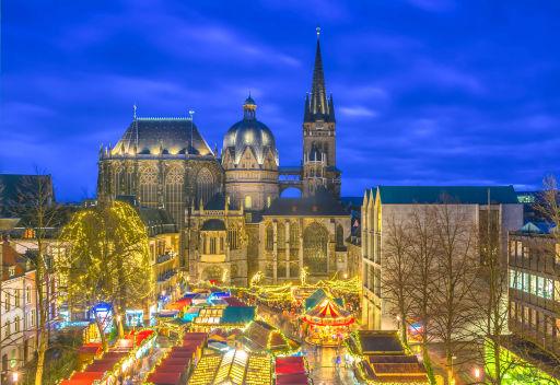 Lang weekendje Kerstmarkt in Aken