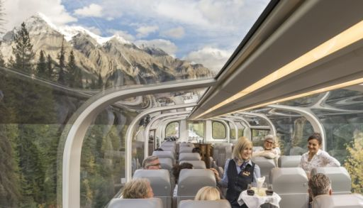 Take a Glass-Domed Train from Moab to Denver!