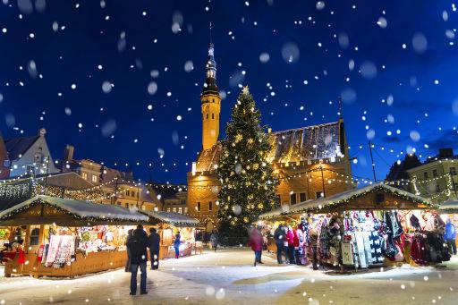 Weekend a Tallinn per i mercatini di Natale: da prendere al volo! 🎄