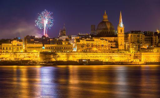 Silvester im Warmen: Malta ☀️
