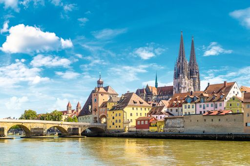 Save a whopping £400: River cruise visiting Germany, Austria, Slovakia & Hungary