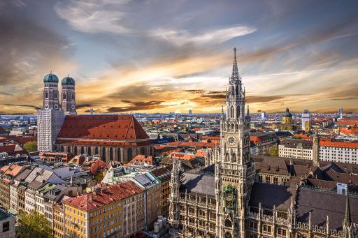 München mal nicht teuer 🙌
