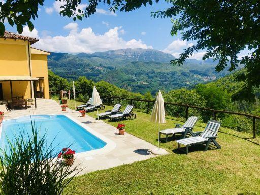 Vinci una villa in Toscana con 35$!