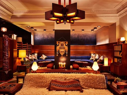 Stay in the Trendy Freehand Chicago Hotel