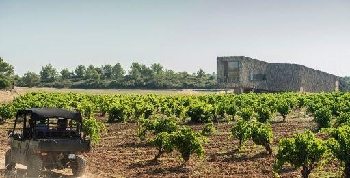 Sublime hôtel et château 5* au coeur des vignes