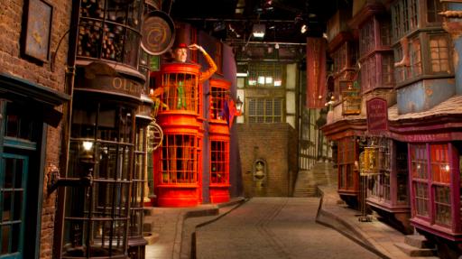 Découvrez le studio Harry Potter à Londres