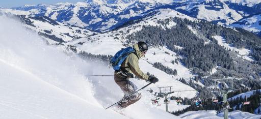 Eine Woche Skifahren in Tirol!