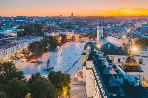 Head to Lithuania and get a FREE night's stay
