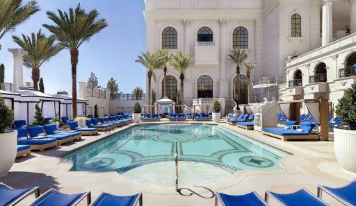 Luxury Caesars Palace Vegas Getaway