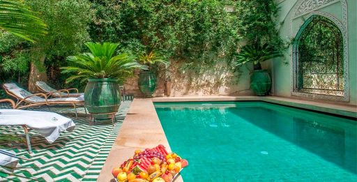 Riad et spa 4* à Marrakech 🌸