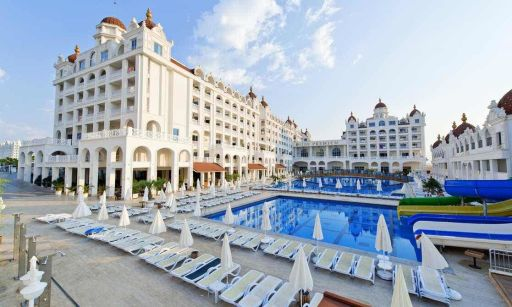 10nt 5⭐️ all-inclusive Turkey holiday in an award-winning hotel
