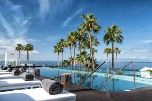 Adults-only Tenerife week w/flights, beachfront hotel & breakfast