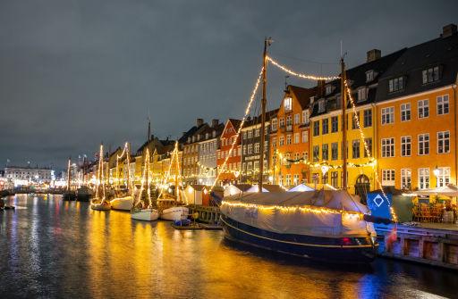 Kerstovernachting in Kopenhagen