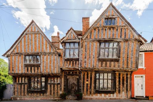 Verblijf in het huis van Harry Potter in Godric's Hollow op Airbnb