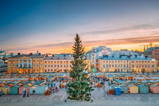 Weekend a Helsinki per i Mercatini di Natale!❄️