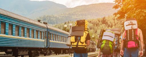 60.000 pass Interrail gratuiti per viaggiare in treno in Europa!