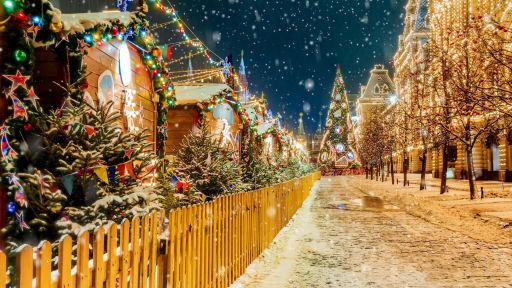 Proef de kerstsfeer in Antwerpen