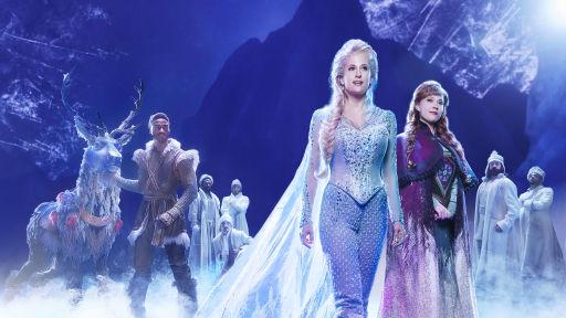 Erlebt Anna & Elsa live