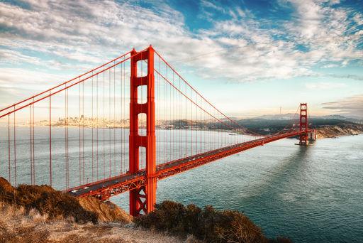 Vuelos a California hasta mayo de 2022