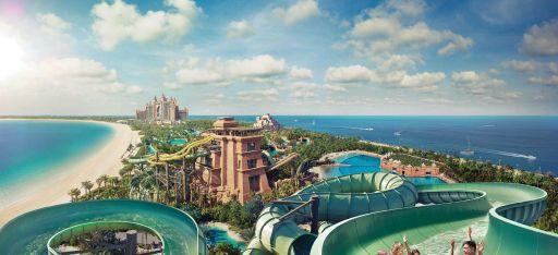Luxury Vacation at Dubai's World-Famous Palm Resort