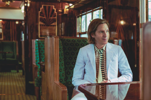 Check Out this Train Car that Wes Anderson Designed
