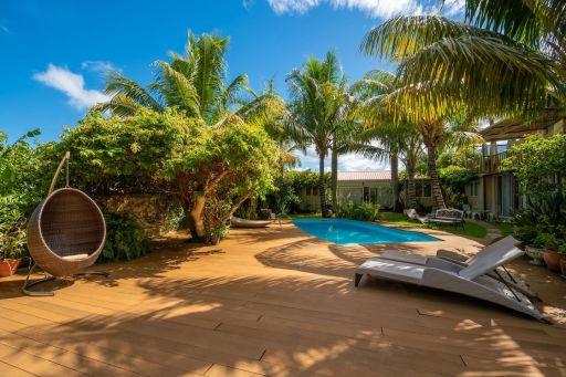 Appartement avec piscine à l'île Maurice