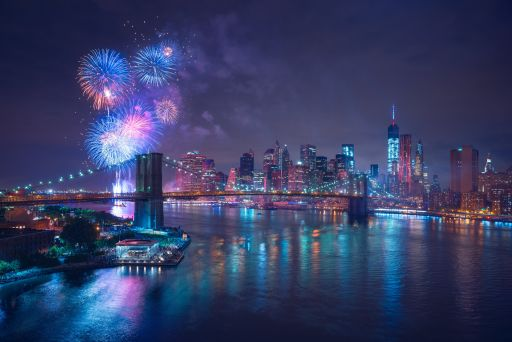 Silvester in New York City 🗽