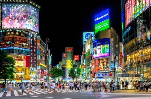 Du Japon à la Pologne, les lieux iconiques des jeux vidéos
