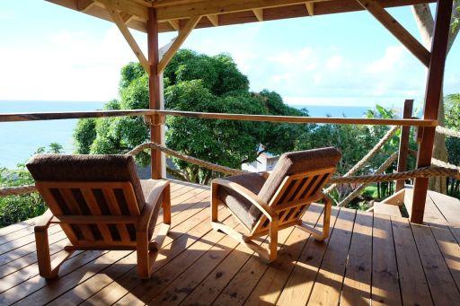 Luxury Treehouse Vacation in Caribbean Grenada