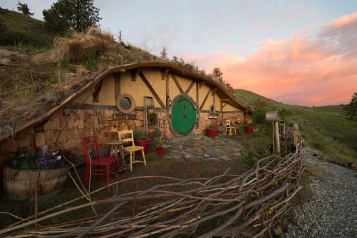 Step into The Shire with Lord of the Rings Inspired Airbnb