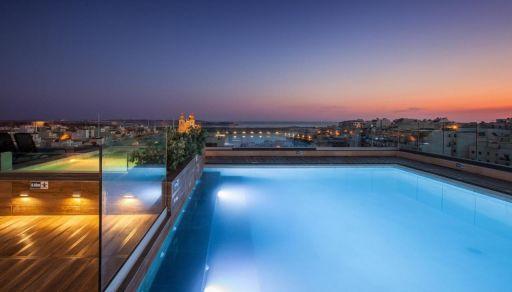 1 Woche Malta = 61€