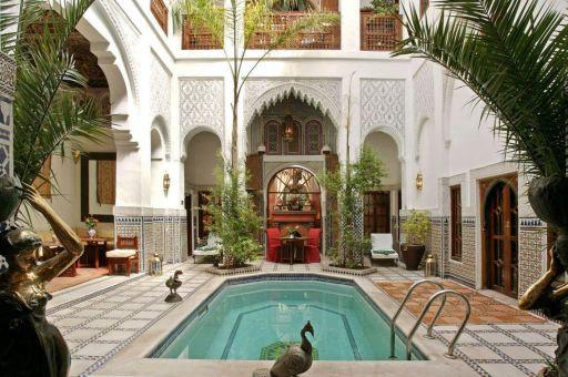 Viaje de LUJO a Marrakech con desayunos