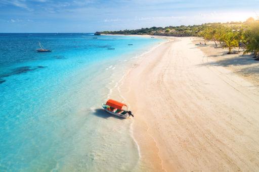 Tansanias wunderschöne Inselgruppe