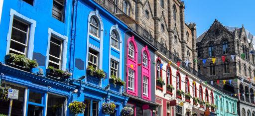 Harry Potter-inspired flat for sale in Edinburgh!