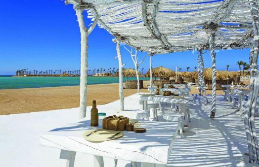 Beer-Pong & Yoga am Roten Meer 😍